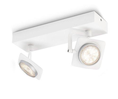 Philips Lighting Millennium Bar/Tube LED-lamp, metaal, 4,5 W, wit
