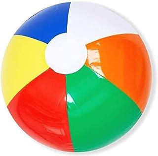 JOYIN 20cm Pelota de Playa (12 Pack) ;Pelota Hinchable Juguetes inflables Pelota de Playa en Colores de Verano