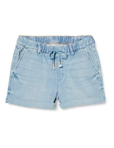 edc by Esprit Damen 040CC1C306 Jeans-Shorts, 903/BLUE Light WASH, 27
