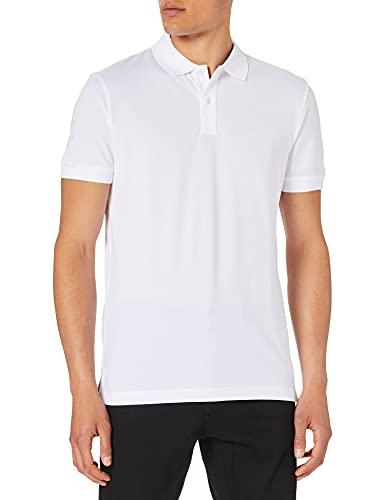 BOSS Piro Camisa de Polo, Natural102, XXL para Hombre
