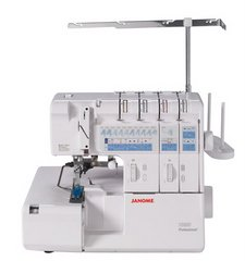 Janome 1200D Coverstitch Overlocker