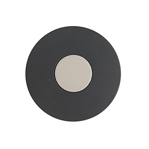 Lorena Canals - muebles manija redonda gris y beige (2-pack) - Gris