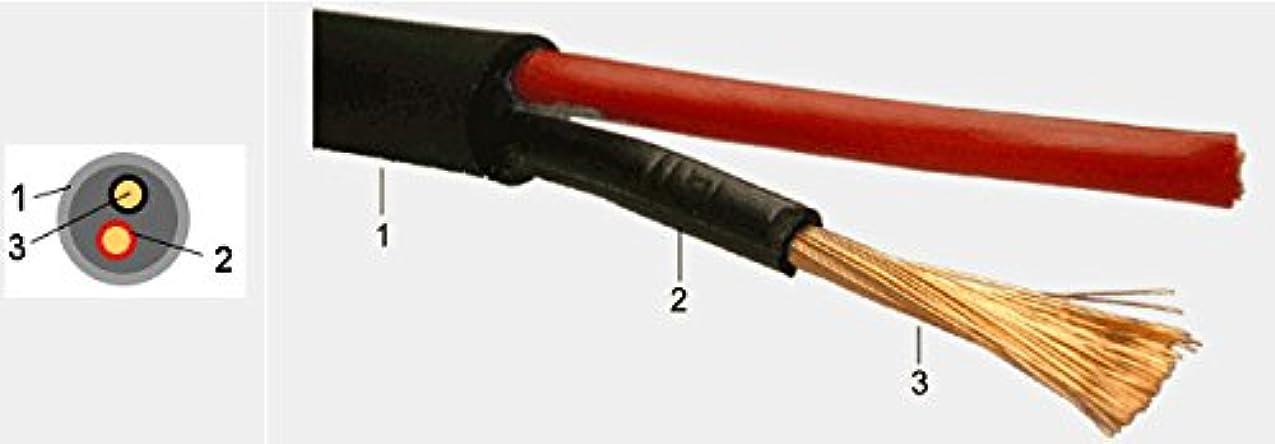 トロイの木馬祝福ジャンプゴッサム(Gotham) SPK 2 x 1.5mm スピーカーケーブル 150m巻