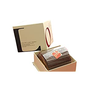 送料無料 芦屋スイーツ 低糖質 生チョコ ロールケーキ ハーフサイズ (1本) 人気のお取り寄せ