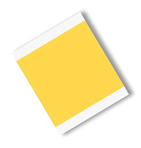 TapeCase 5419 5,1 cm x 5,1 cm Gold Polyimid / Silikon Klebeband, niedrig statische Folie, konvertiert von 3M 5419, -100 bis +500 Grad F Temperaturbereich, 5,1 cm Länge, 5,1 cm Breite, Quadrate (5 Stück)