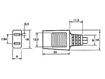 SUNON - BLCORD Kabel für Lüfter 140481