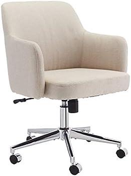 Amazon Basics Twill Fabric Adjustable Swivel Office Chair