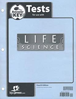 Life Science Testpack Answerkey Grade 7 4th Edition