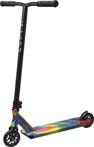 Slamm Scooters Strobe V3 Patinetes, Adultos Unisex, Spectrum (Multicolor), Talla Única