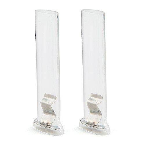 Boquilla de cristal para vaporizador de hierbas secas BLK