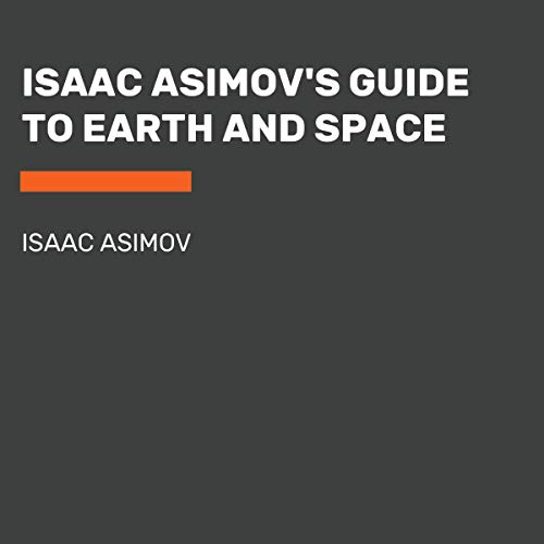 Page de couverture de Isaac Asimov's Guide to Earth and Space