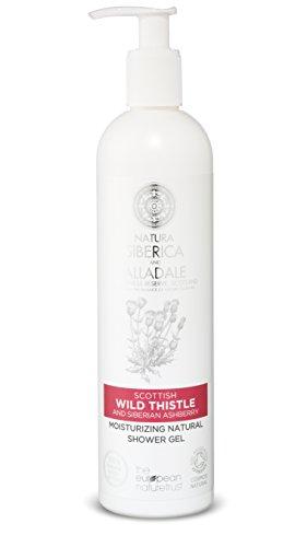 Natura Siberica Alladale Moisturizing natural shower gel, 400 ml