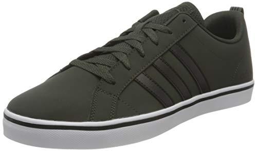 adidas Men's VS PACE Gymnastics Shoe, Legend Earth Core Black, 10 UK