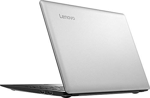 "Lenovo - IdeaPad 100s 14"" Laptop / Intel Celeron / 2GB Memory / 64GB eMMC Flash Storage / Webcam / Windows 10- Silver"
