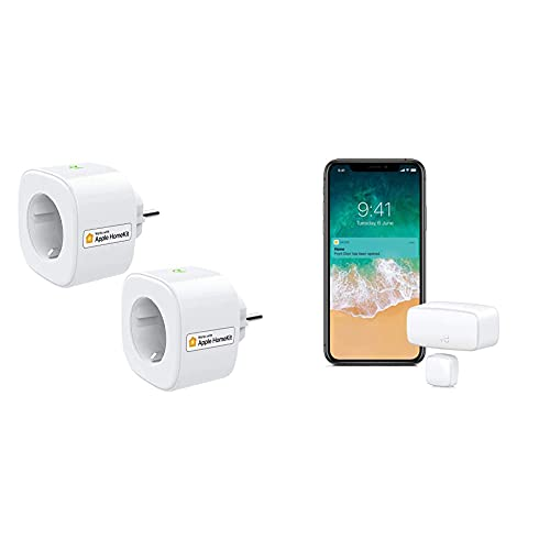 Smart Steckdose funktioniert mit Apple...