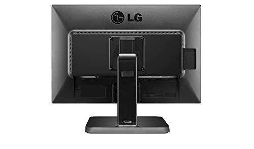 LG 24BK550Y-B 60,45cm 23,8Zoll LED LCD AH-IPS TFT 1.920×1.080 Pivot 16:9 1000:1 250cd 5ms analog DP1.2 HDMI DVI-D USB 2×1,2W schwarz - 12