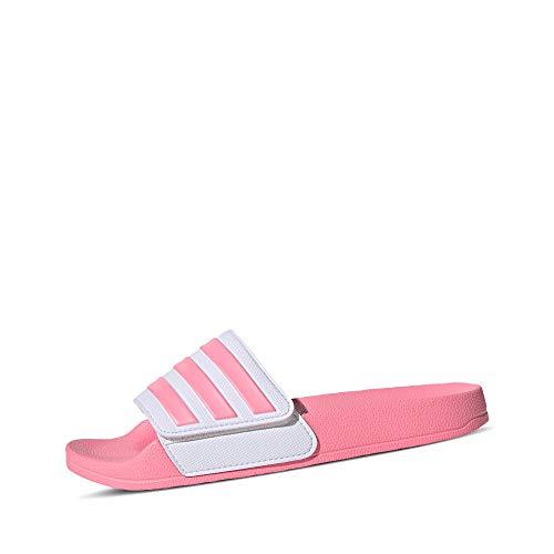 Adidas Unisex Kinder Badepantoletten-EG1898 Slipper, GLOPNK/GLOPNK/FTWWHT, 31 M EU