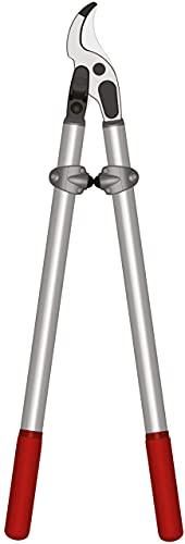 FELCO 11510062 11510062-Bypass-p.2man-40mm-mult 220-80, Argent/Rouge, 47 x 16,5 x 2,5 cm