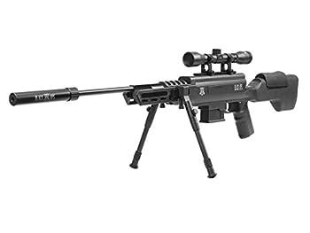 Black Ops Tactical Sniper Air Rifle Combo .22 Caliber Pellet Air Rifle