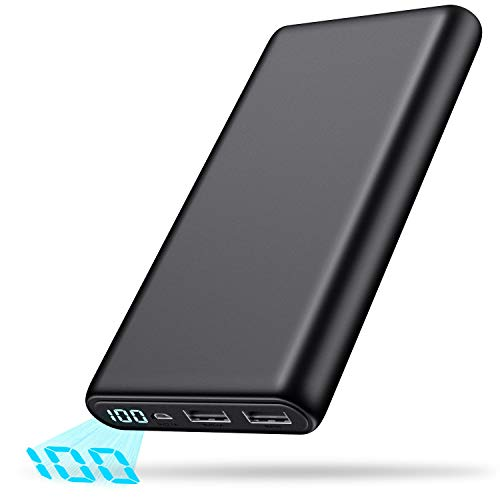 Our #4 Pick is the Portable Charger Power Bank 24800mAh