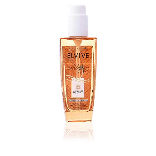 L'Oreal Paris Elvive Aceite Extraordinario de Coco - 100 ml