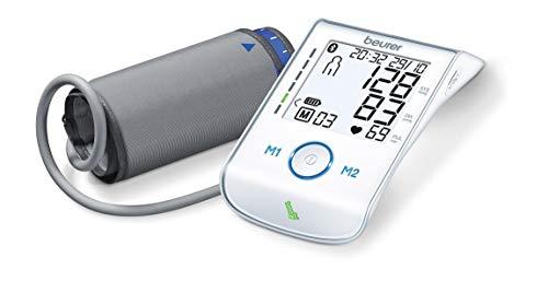 Beurer BM 85 - Tensiómetro de brazo (indicador de...