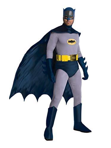 Batman Classic Series Grand Heritage Fancy Dress Costume X-Large