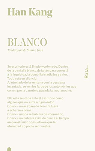 Blanco: 32 (rata/5)