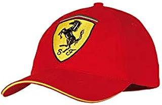 Sportwear PRE32013200200 Classic Baseball Team Scuderia Ferrari One Size