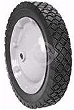 Rotary 8962 Steel Wheel 10 X 1.75 Inch (PAINTED GRAY)