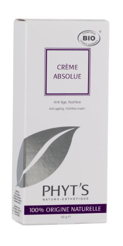Phyts Crème absolue Anti Age, Nutritive 40ml
