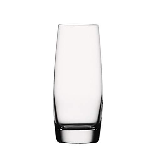 Vaso Taza de Cerveza Gafas de Pintura Diseño Práctico Jugo Gafas Lavavajillas Caja Fuerte para Bebidas Mixtas de Cerveza Cristalería (Color : Clear2)