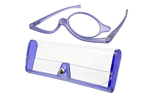 Tete Magnifying Make Up Glasses, Swivel Make Up Application Glasses