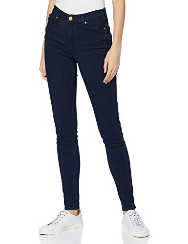 Tommy Hilfiger Damen Nora MR SKNY AVDBS Jeans, Avenue Dunkelblau Stretch, W30 / L32