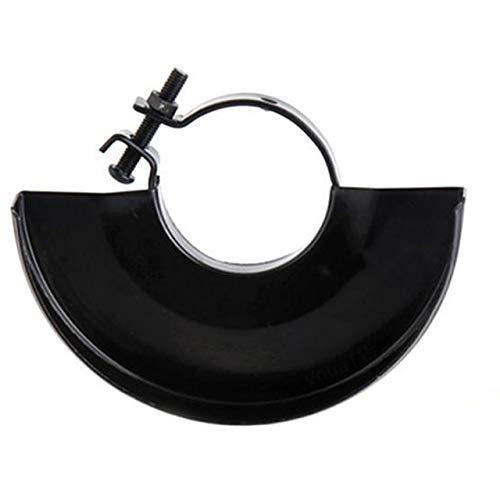 BLTR Fuerte Engrosada Amoladora Angular Titular del Protector de Soporte Ajustable de Corte JZ50233 Soporte Soporte de máquina for la Madera (Color: el Soporte Base) Durable (Color : Protecting Mask)