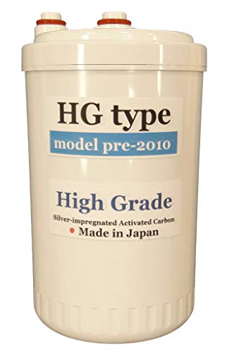 Kuraray Chemical Japan Japan Made HG Type High Grade Compatible Original Model Water Filter for SD501(Not Compatible with HG-N Type After 2011 Model)