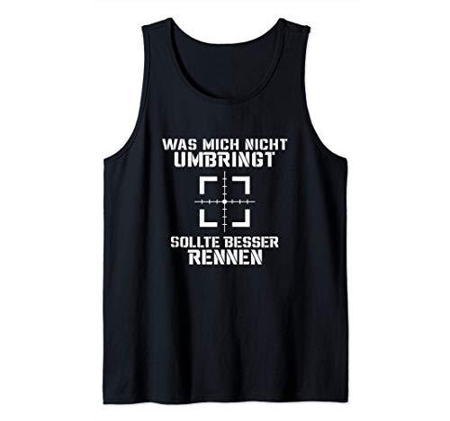 Was mich nicht umbringt - Panzergrenadier Truppen Bundeswehr Tank Top
