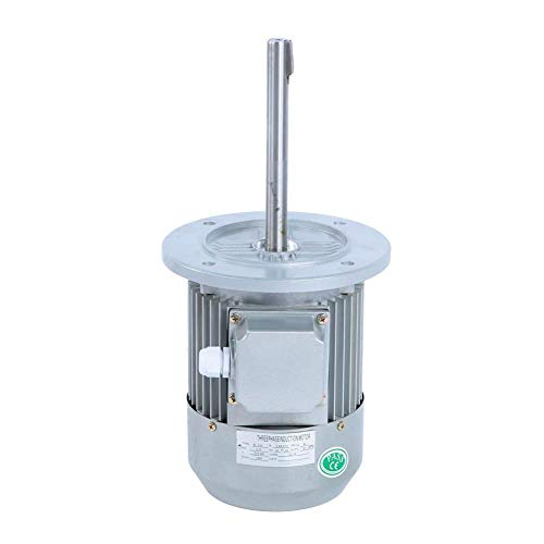 Dreiphasenmotor, 750W hochtemperaturbeständiger Dreiphasen-Elektromotor 1400RPM 220V/380V für Ofen-Reflow-Lötkessel