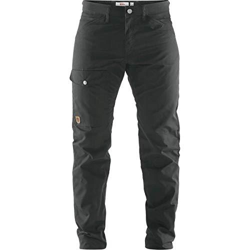FJALLRAVEN Herren Greenland Jeans M Long Hose, Dunkelgrau (40), 50