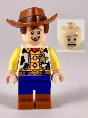 LEGO Disney Toy Story 4 - Minifigura de rostro asustado (10770)