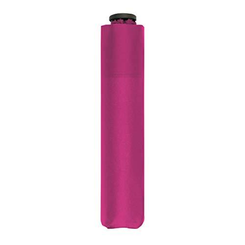 doppler Taschenschirm Zero,99 – Gewicht von nur 99 Gramm – Stabil – Windproof – 21 cm – Fancy Pink
