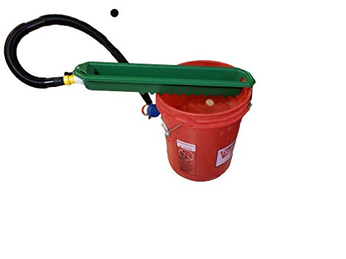 Bucket Sluice Concentrator Combo Gold Recovery Clean Up