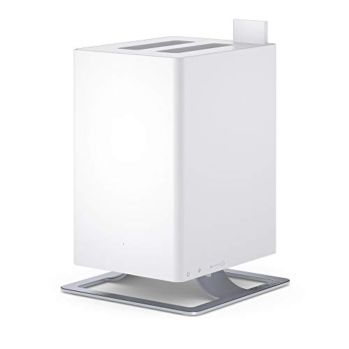 Stadler Form ST-0016 Umidificatore Ultrasuoni Anton White, 12 W, 240 V, Bianco, Unica