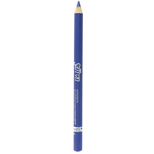 Saffron Metallic Eyeliner Pencil-Blue