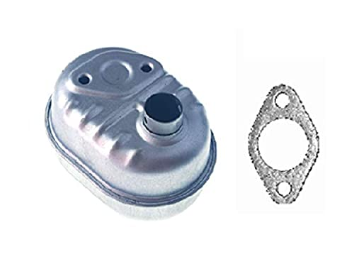 Honda 18310-Z0Y-010 Muffler & Gasket Kit (1)18310-Z0Y-010 & (1) 18381-ZL8-305