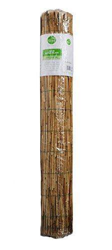 Catral Estor de bambú pelado, 100x10x10 cm