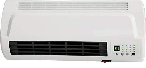 Kayami Calefactor y Ventilador Split Mural Digital S-10/20-W