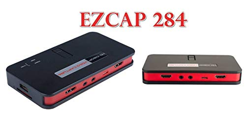 Placa De Captura Hdmi 1080p Hd Ezcap Ez284 Game Play Capture