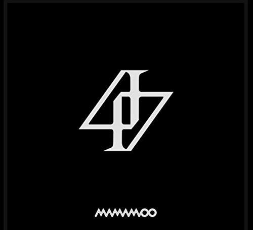 MAMAMOO - Reality in Black (Vol.2) [+official unfolded poster(separate shipping)][+mamamoo autograph photo][+mini photo 2 pcs][+mamamoo postcard][+sticker]