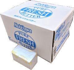 中沢フレッシュバター(食塩不使用)450gx30個(1ケース) 冷蔵